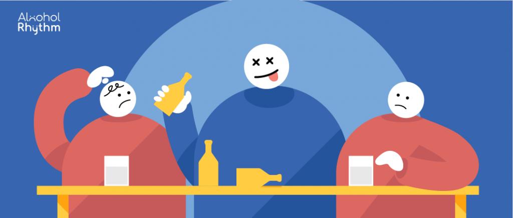 ดูแลอย่างไร…ถ้าคนใกล้ตัวมีปัญหาจากการดื่มสุรา?