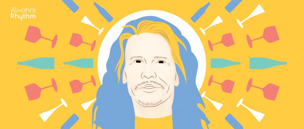 สตีเวน ไทเลอร์ ฟรอนต์แมนตัวเอ้ของ Aerosmith กับบทเพลงจากเหล้ายา