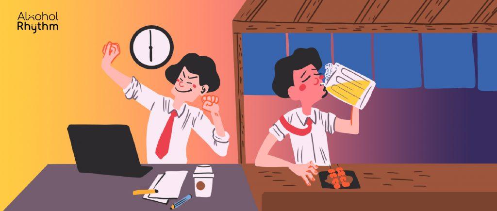 ความเลวร้ายของ 'Nomikai' วัฒนธรรมการดื่มของชาวญี่ปุ่นที่ทุกคนแกล้งลืม