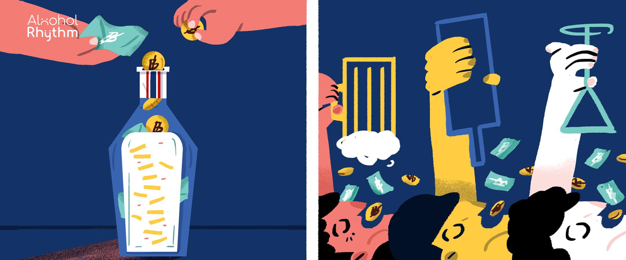 เหล้ากับเรา : เพราะการดื่ม 'เหล้า' ทำให้ 'เรา' ต้องจ่ายมากกว่าที่คิด