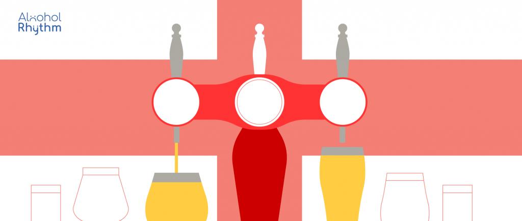 คนอังกฤษและแอลกอฮอล์: วัฒนธรรมที่ว่าด้วยการดื่มจนฝังราก