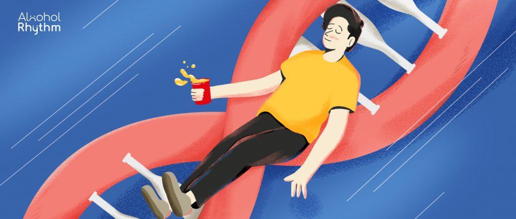 ยีนคนติดสุรา? เมื่อยีนในร่างกายของเราอาจทำให้ดื่มหนัก