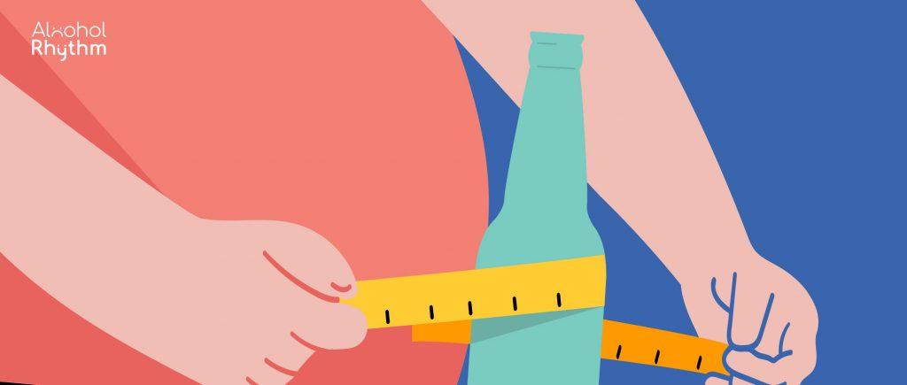 แอลกอฮอล์รอบพุง: เมื่อการดื่ม (หนัก) อาจทำให้อ้วน