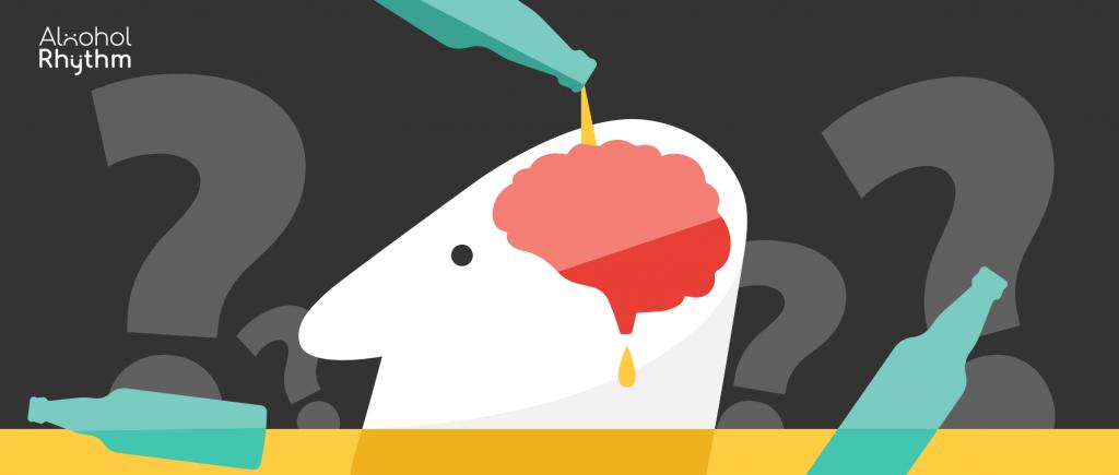 Wernicke-Korsakoff Syndrome : โรคสมองขาดวิตามินบี 1 เพราะดื่มหนัก