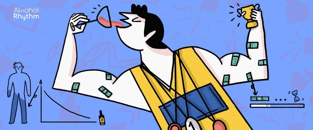 ชนแก้วฉลองแชมป์เวิร์กไหม? สำรวจอันตรายจากการดื่มแอลกอฮอล์หลังเล่นกีฬา