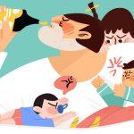 พ่อจ๋า อย่าดื่มเลย รวมผลกระทบจากพ่อติดเหล้าต่อพัฒนาการของลูก